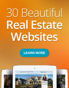 30 Beautiful Real Estate Websites - Agent Image