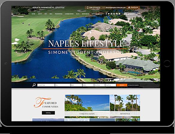 Naples Lifestyle - Agent Image