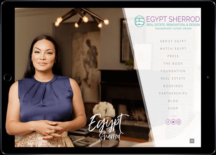 Agentimage Reserve Clients - Egypt Sherrod