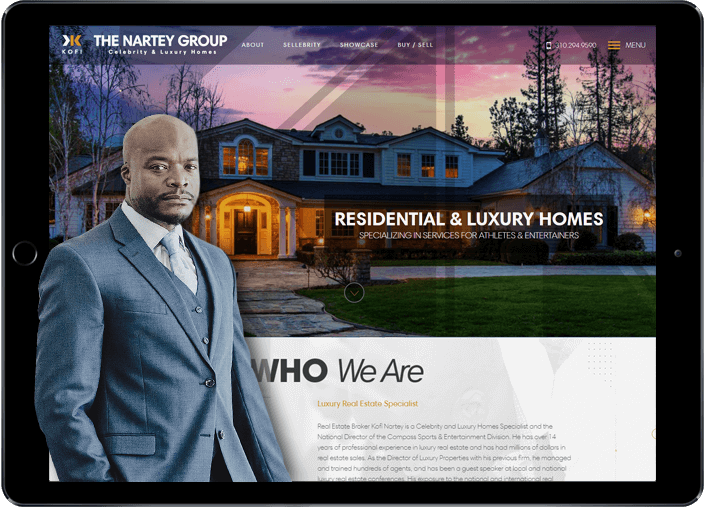Agentimage Reserve Clients - The Nartey Group