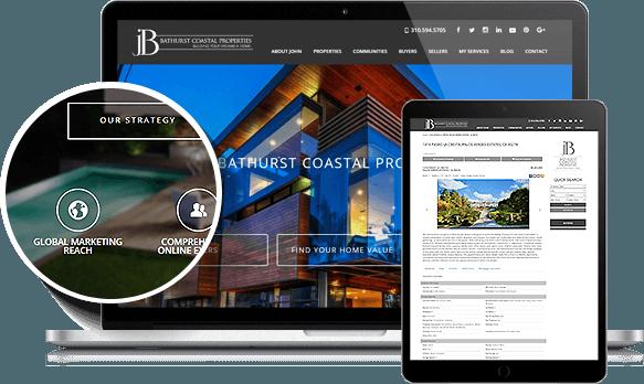 Bathurst Coastal Properties - AgentImage Best IDX Websites