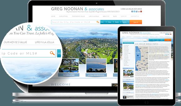 Greg Noonan IDX Website