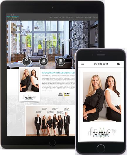 MacPherson Westhoff - AgentImage Best Mobile Real Estate Websites