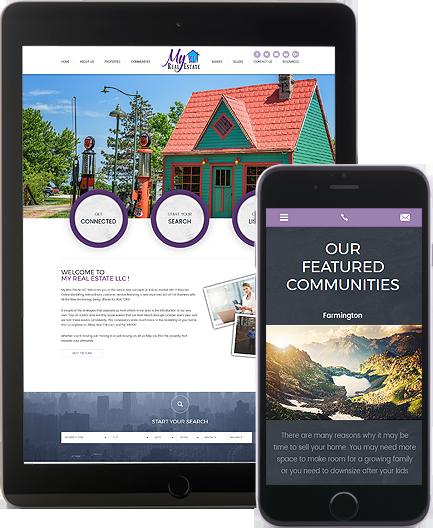 My Real Estate - AgentImage Best Mobile Real Estate Websites