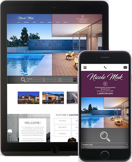 Nicole Muk - AgentImage Best Mobile Real Estate Websites