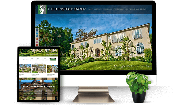 The Bienstock Group - AgentImage Best Real Estate Marketing Website