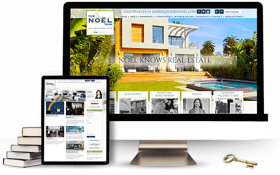The Noel Team - AgentImage Best Real Estate Marketing Website