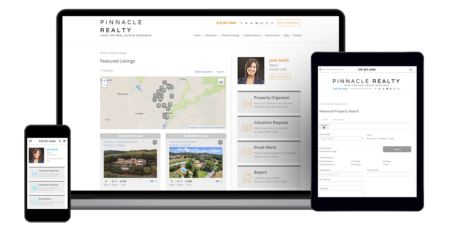 IDX Property Search Solutions for Your Website