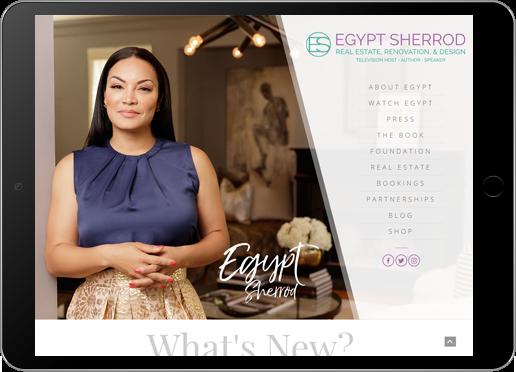 Egypt Sherrod