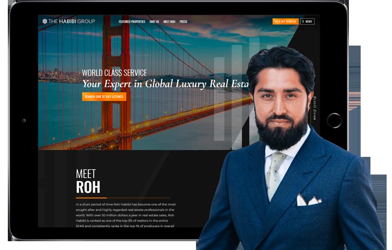Roh Habibi – Agent Image