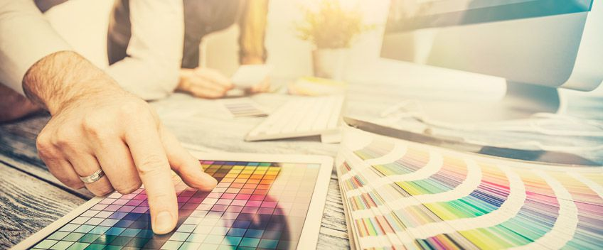 Choosing the Perfect Color Scheme for your Real Estate Website