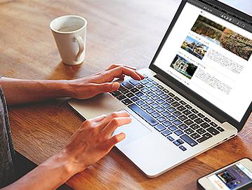 Blogging Plus by Agent Image