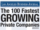 Los Angeles Business Journal The Design People Makes The Los Angeles Business Journal's List