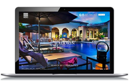 Custom Websites for Agents and Brokers