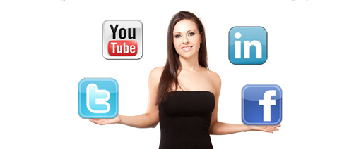 Image for Working with a Social Media Specialist