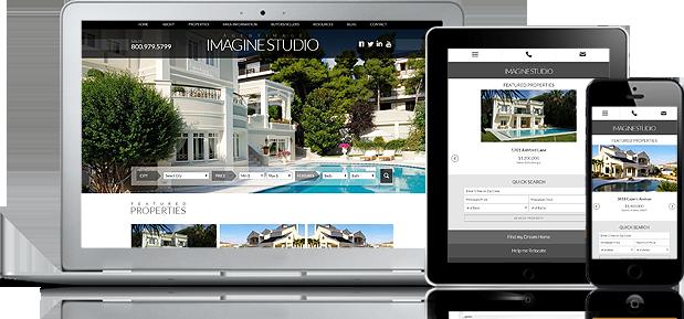 Mobile Marketing for Agent Image Website's