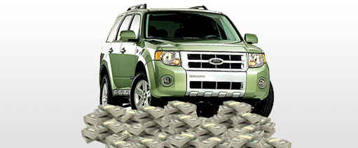 Image for Win $1000 daily or a $36,000 Ford Escape Hybrid!