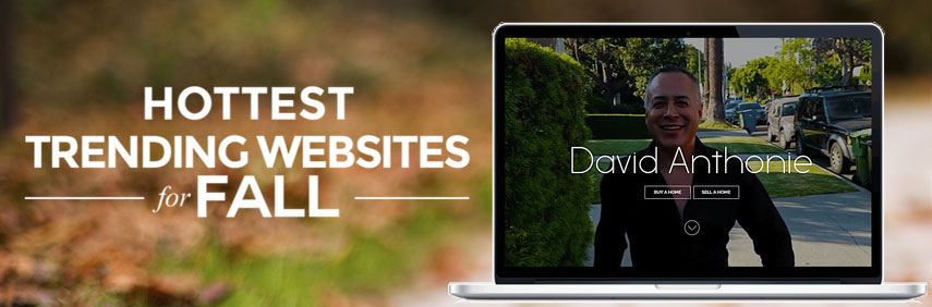 Hottest Trending Websites for Fall