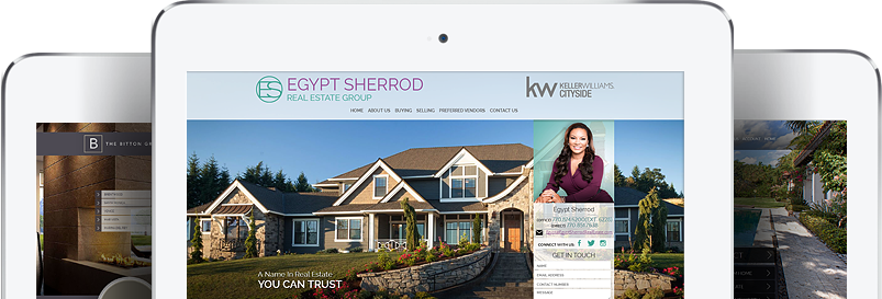 30 Beautiful Real Estate Websites