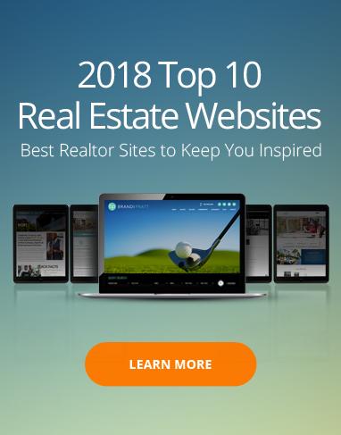 2018 Top Real Estate Websites - Agent Image
