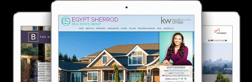 30 Beautiful Real Estate Websites